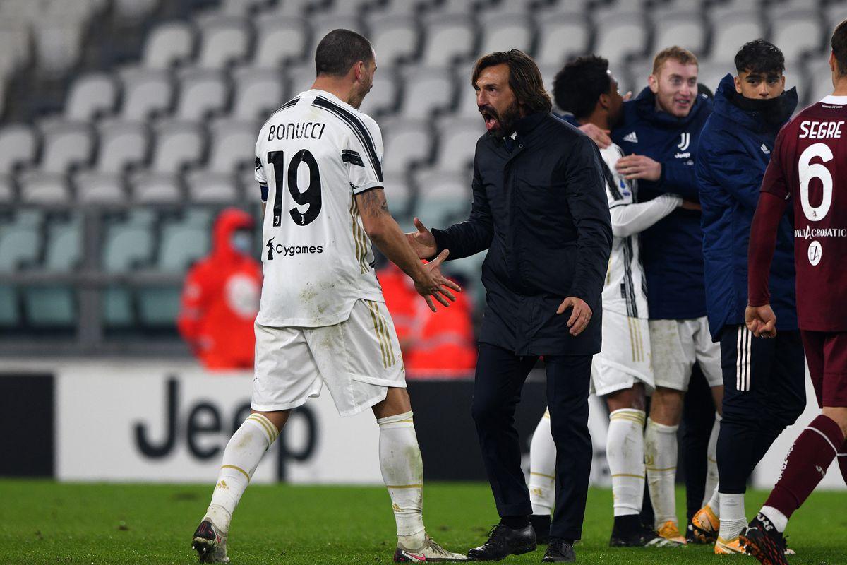 Juventus Yang Bermain Dengan Sepenuh Hati