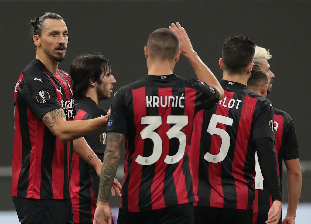 AC Milan Mengbungkam Sampdoria