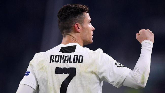 Peluang Ronaldo Membuat Rekor Lain Bersama Juventus
