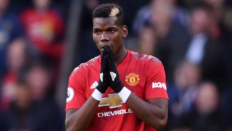 Pogba Ingin ke Real Madrid