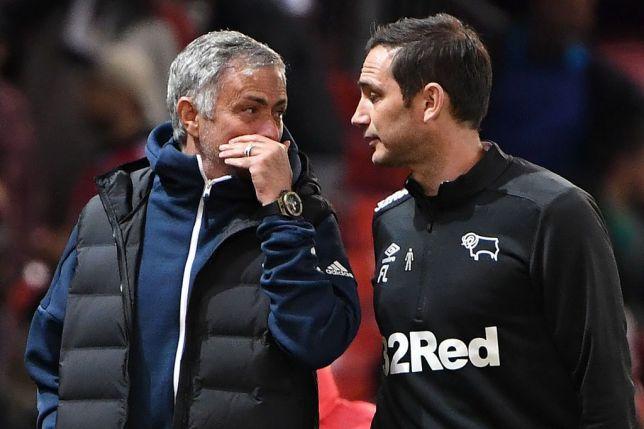 Mourinho Optimis Lampard Akan Menjadi Pelatih Hebat