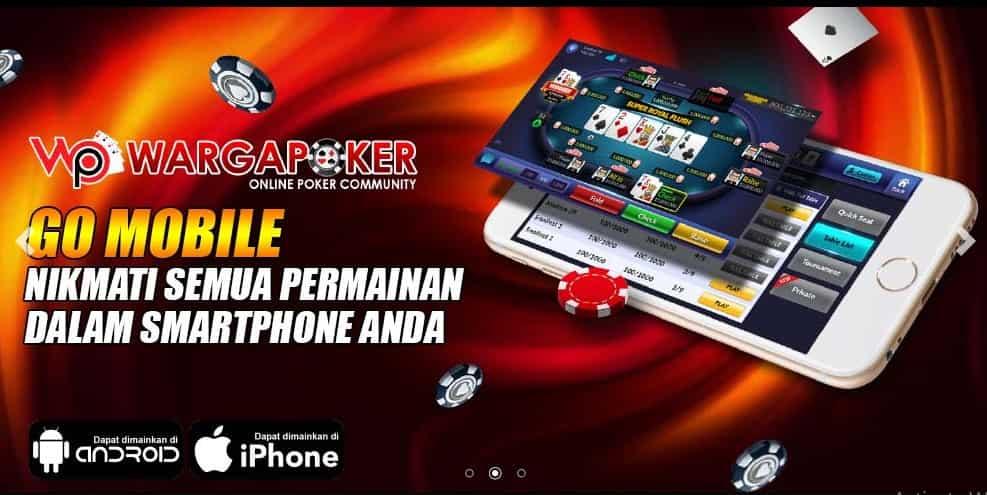 Judi Poker Online Terbaik di Indonesia Dari Wargapoker
